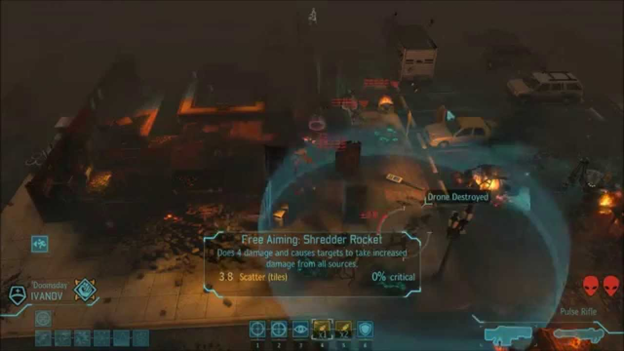 how to start xcom enemy within long war 1 allowconsole
