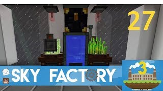 "Sky Factory 3, Episode 27 - ""Garden Cloches!"""