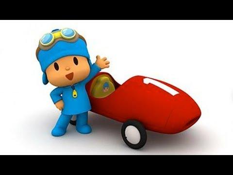 Free Pocoyo Car Games