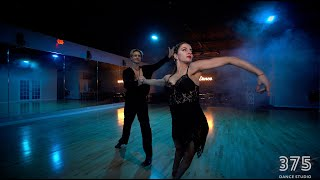 Troels Bager and Ina Jeliazkova - Rumba | 375 Dance Studio