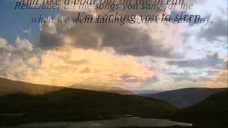 Celtic Woman - Goodnight my angel with lyrics