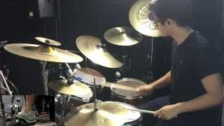 Desert Song (Hillsong) - Drum Cover by zhim
