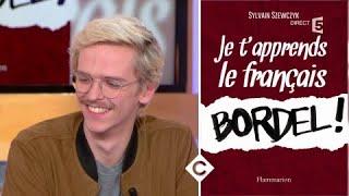 Le justicier de l'orthographe - C à Vous - 01/11/2017