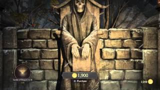 Krypt Location Boot Camp Jacqui Briggs -Garden of Despair (-8,8)- MKX