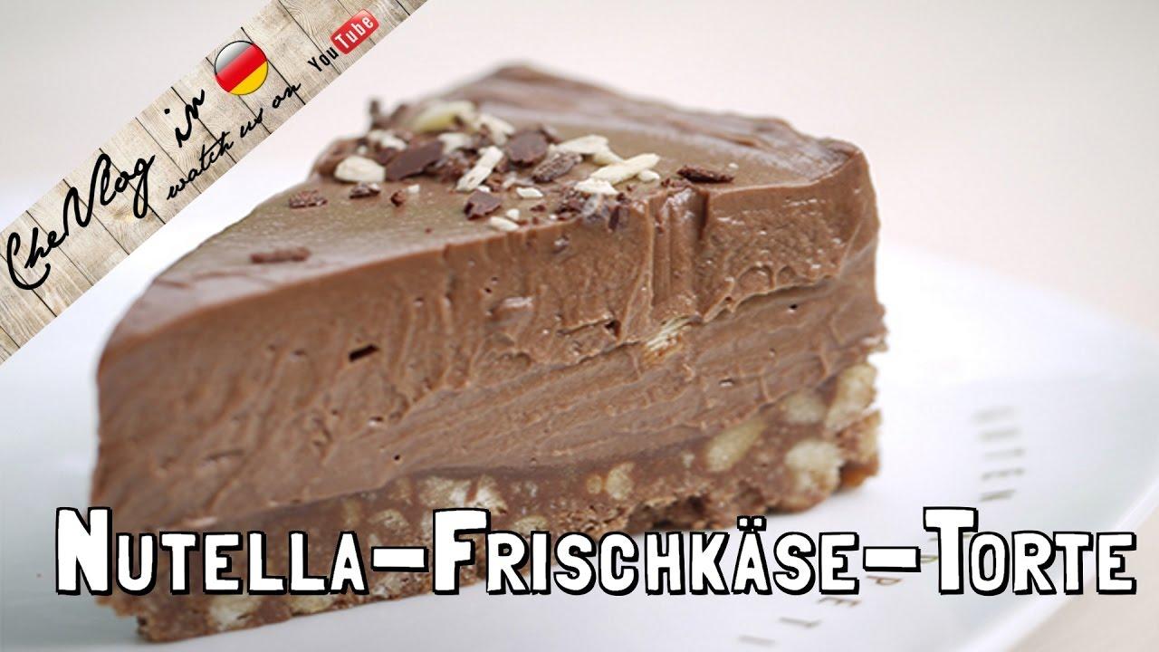 Schoko Nutella Kuchen Kitkat Und M M S Schokotortchen Mit Banane