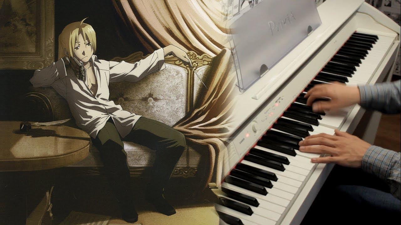 Fullmetal Alchemist Brotherhood OST-Trisha's Lullaby ...