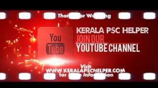 Kerala PSC Mp3 Indian cinema