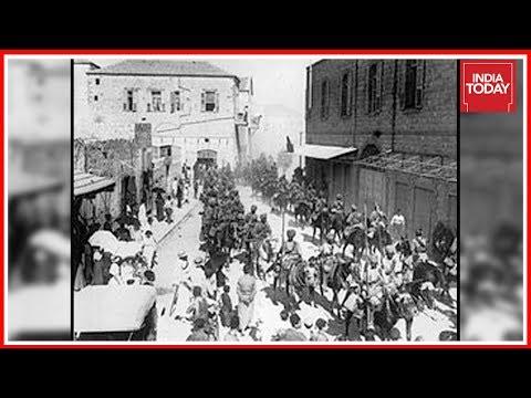 The Battle OF Haifa   Part 1