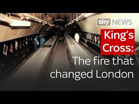 Special report - King's Cross: The fire that changed London