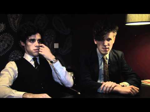 Interview Noah And The Whale - Charlie Fink and Tom Hobden (part 3)