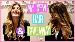My New Hair, Μυτιλήνη & GIVEAWAY (L'Oréal Professionnel) | katerinaop22