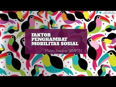 Penghambat Mobilitas Sosial - Puspasari