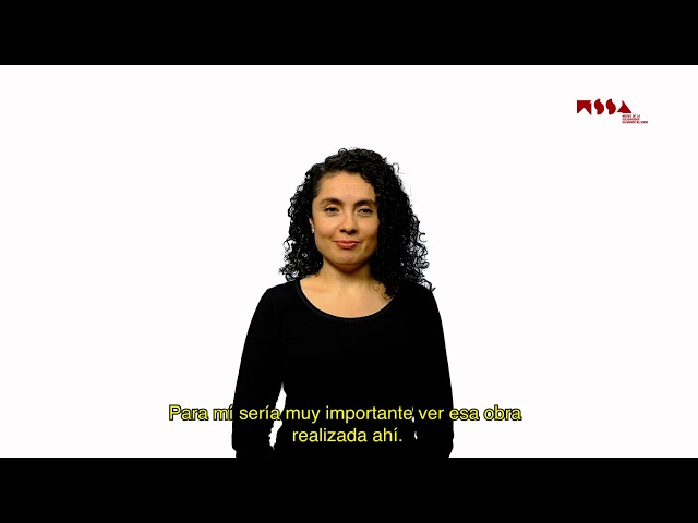 Carta de Antonio Dias (Lengua de Señas Chilena)