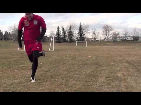 Soccer Fitness: Coordination Drills - Day 4 of 5 Soccer Training Program