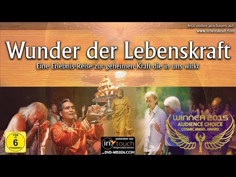 Wunder der Lebenskraft Trailer - Gewinner Cosmic Cine Awards Publikumspreis