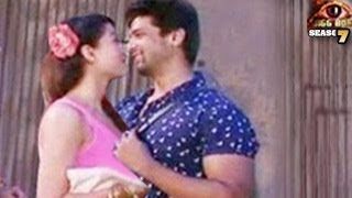 Bigg Boss 7 Kushal Gauhar's SHOCKING SMOOCH in Bigg Boss 7 25th October 2013 Day 40 FULL EPISODE