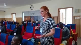 Innovate 4 Water Nairobi - testimonial L. Warming