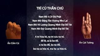Trì Cú Thần Chú (dài 3 tiếng) - Giọng đọc Trì Cú Thần Chú Thầy Hoàng Quý Sơn | Viet Toys