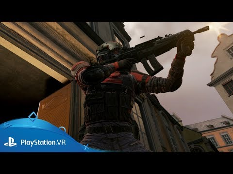 Bravo Team | E3 2017 Reveal Trailer | PlayStation VR
