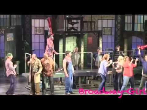 Kinky Boots, Yea Yaa