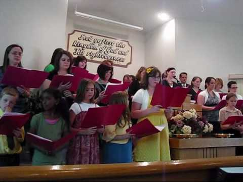 Pastor John Dodd's farewell song