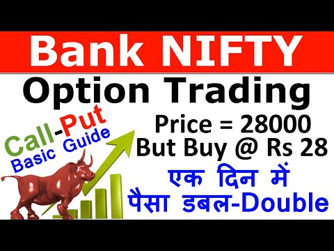 Bank Nifty Option Trading Basic Guide in Hindi | Stock/Share Makert in Hindi