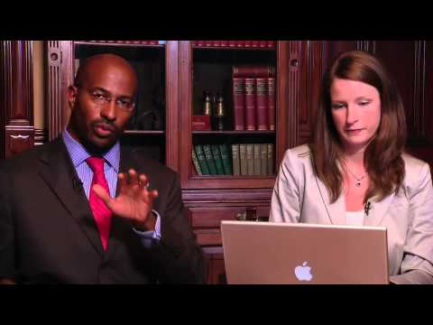 Building a Clean Energy Economy: Van Jones Takes Your Questions