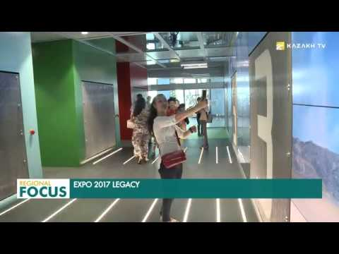 EXPO 2017 Legacy: Exhibition of international and local technologies