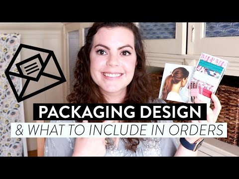 What to Include When You Ship Orders & Packaging Design