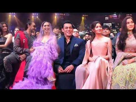 Nexa IIFA Awards 2019's GREATEST Moments -Deepika Padukone,Salman Khan,Ranveer Singh & Others