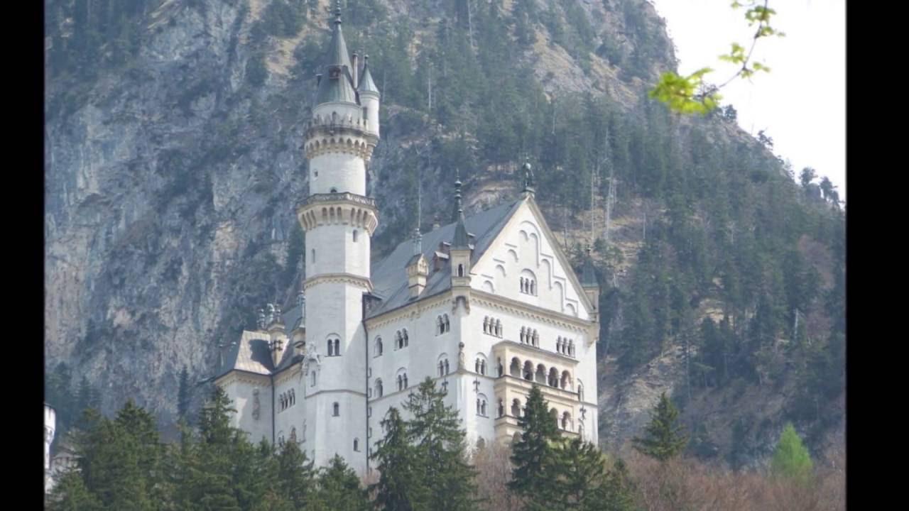 Préférence Château du Neuschwanstein - YouTube OZ75