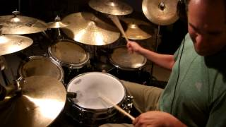 Steve Tocco - Caravan with drum solo from movie Whiplash (Drum Cover