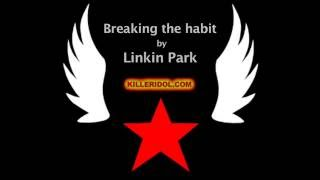 Breaking the habit Linkin Park karaoke YouTube