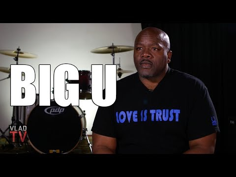 Big U on Getting 56 Years in Prison, Extra Time for Farrakhan Friendship, Doing 13 (Part 6)