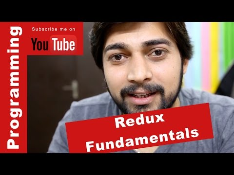 redux fundamentals as easy as possible