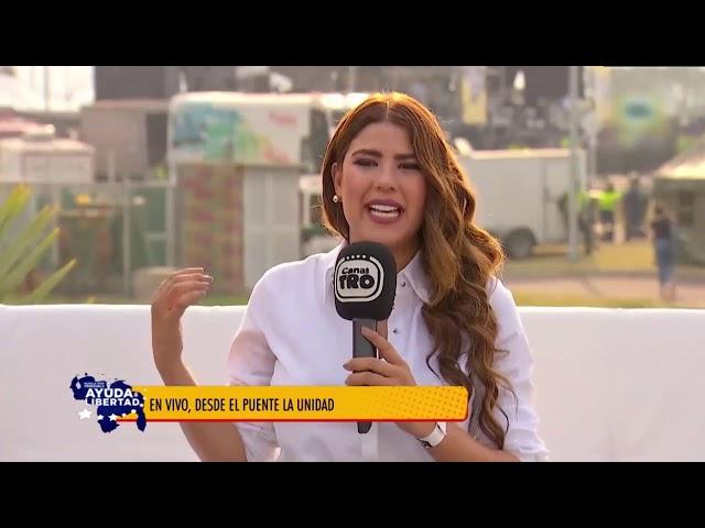 Concierto Aid Live - Control TV