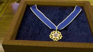 The White House Robert Cousy Receives the Presidential Medal of Freedom
