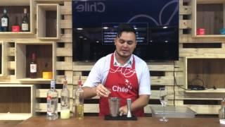 WTM 2016 - Chile - Aprenda a fazer o Pisco Sour d