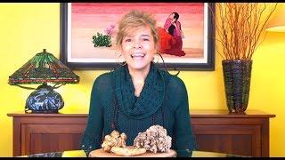 Freaky Foods: Jerusalem Artichokes & Maitake Mushrooms
