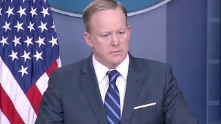 Spicer Quizzed About Flynn Immunity Suggested By Trump