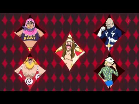 One Piece - Introduction of Donquixote Family