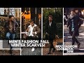 Men's Fall Winter Outfits | Men's FW18 Fashion Outfit Ideas | Style Inspiration 2018