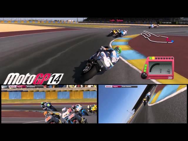 MotoGP '14 Moto2 Race
