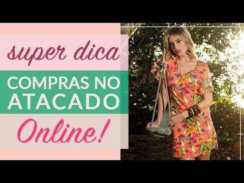 6475a99ff9ddd7 Onde comprar no atacado ONLINE! - YouTube