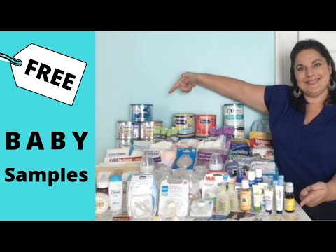 153 Free Baby Samples - How To Get Free Baby Stuff - 2019