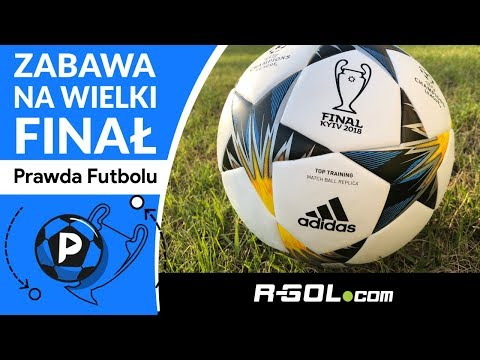 Finał Ligi Mistrzów! Energia (FC Liverpool) kontra piłkarska inteligencja (Real Madryt)!