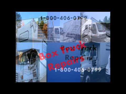 | Box Truck Trailer Container Repairs 1-800-406-0799 NY New York Long Island Queens Brooklyn Bronx |