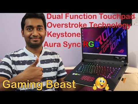 ASUS ROG Strix Scar 3 Gaming Laptop Unboxing and Full Review in Hindi | G531GV-ES014T🔥