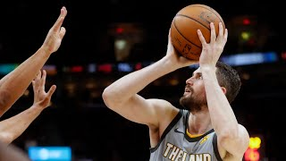 Kevin Love: 'I feel like we're putting it all together' after Cavs beat Suns
