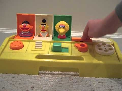 1980 Playskool Quot Poppin Pals Quot Toy Demo Youtube